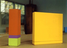Anne Truitt: New Sculpture