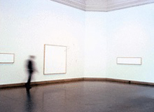 Anne Truitt: White Paintings