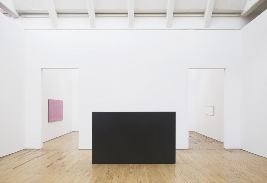 Anne Truitt at Dia:Beacon - Exhibitions - Anne Truitt