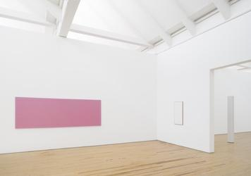 Anne Truitt at Dia:Beacon - Exhibitions - Anne Truitt