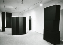 Truitt: First New York Exhibition
