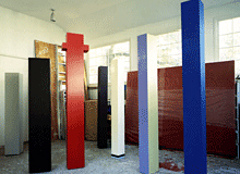 Anne Truitt: Sculpture 1971–1983
