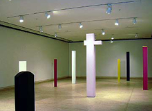 Anne Truitt Sculpture
