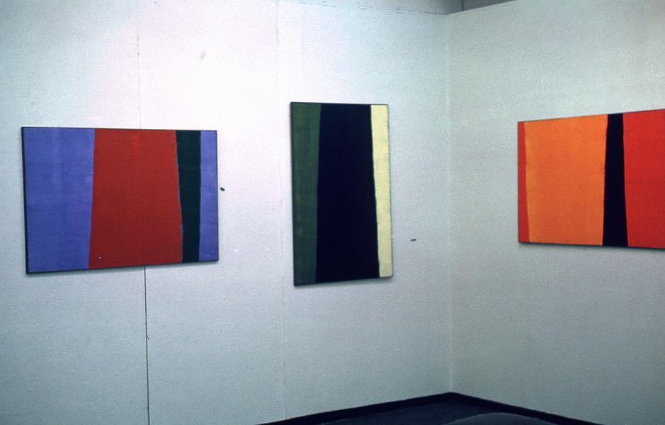 Anne Truitt 1967 Exhibitions Anne Truitt